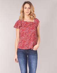 textil Dame Toppe / Bluser Ikks BN11345-35 Koral / Flerfarvet