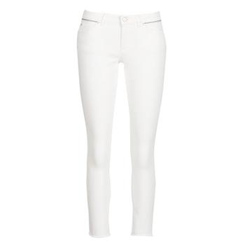 textil Dame Smalle jeans Ikks BN29135-11 Hvid