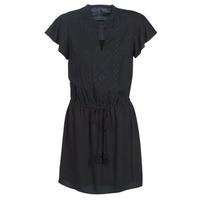 textil Dame Korte kjoler Ikks BN30035-02 Sort