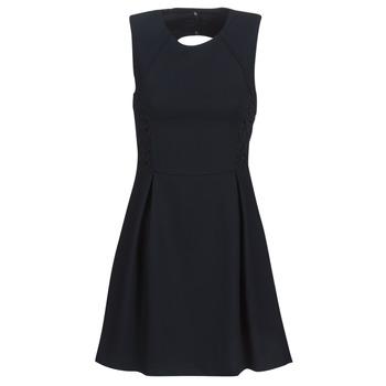 textil Dame Korte kjoler Ikks BN31035-549 Marineblå