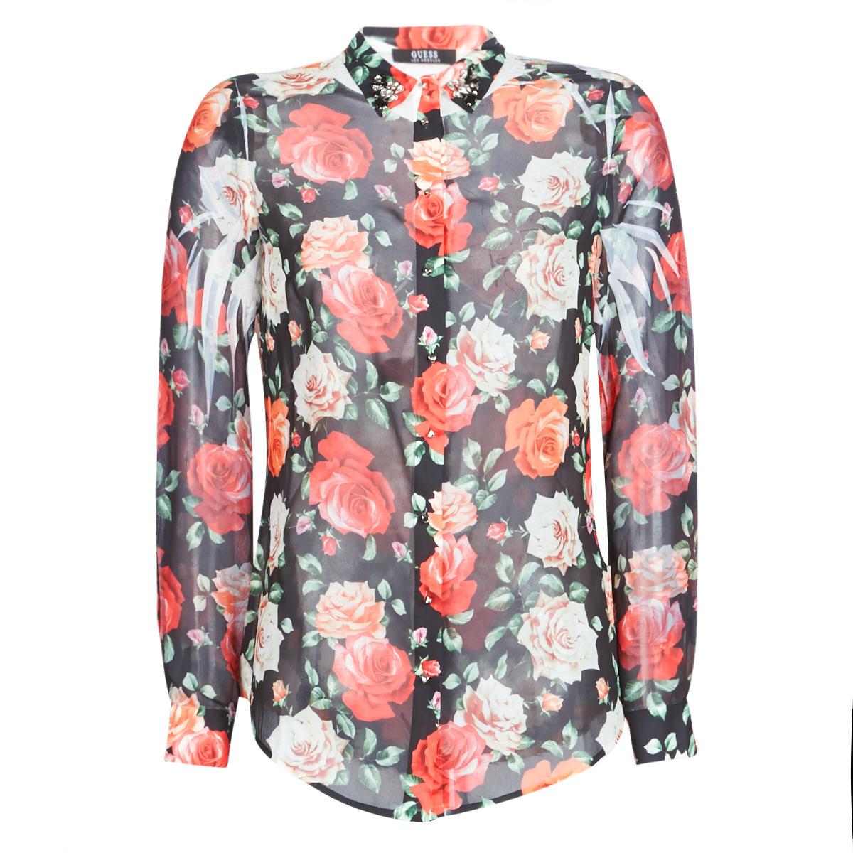 Skjorter / Skjortebluser Guess  CLOUIS