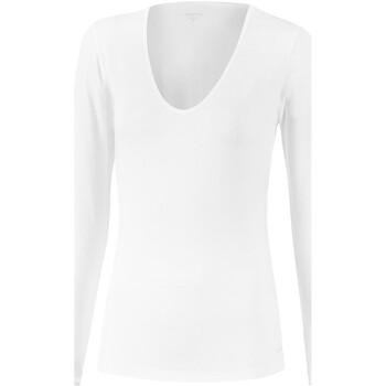 textil Dame Langærmede T-shirts Impetus Innovation Woman 8361898 001 Hvid