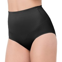 Undertøj Dame Shapewear/ High pants Julimex 271 BLK Sort