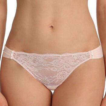 Undertøj Dame String Marie Jo 0601980 CRP Pink