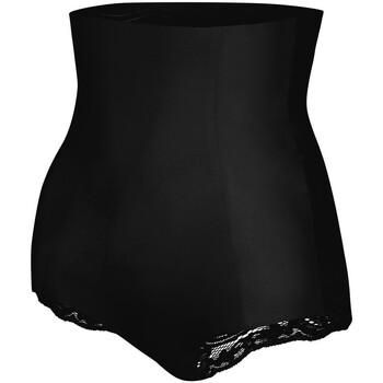 Undertøj Dame Shapewear/ High pants Julimex 341 LACE NOIR Sort