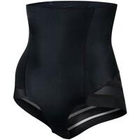 Undertøj Dame Shapewear/ High pants Julimex 141 MESH NOIR Sort