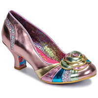 Sko Dame Pumps Irregular Choice STUPENDA Pink