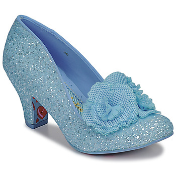 Sko Dame Pumps Irregular Choice BANJOLELE Blå