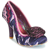 Sko Dame Pumps Irregular Choice PRIZE WINNER Violet
