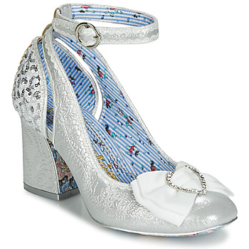 Sko Dame Pumps Irregular Choice DEITY Sølv