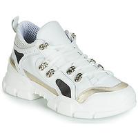 Sko Dame Lave sneakers Sweet Lemon ELISA Hvid
