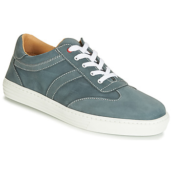 Sko Herre Lave sneakers So Size JAROULOTE Marineblå