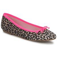 Sko Dame Ballerinaer Cara NEONLEOPARD Leopard