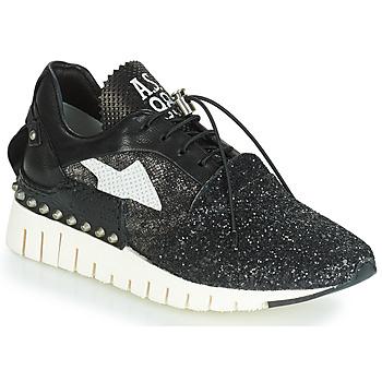 Sko Dame Lave sneakers Airstep / A.S.98 DENALUX Sort