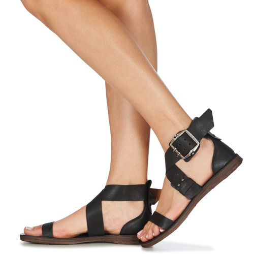 RAMOS CROISE  Airstep / A.S.98  sandaler  dame  sort RjVUa