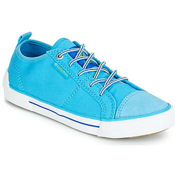 Sko Dame Lave sneakers Columbia GOODLIFE LACE Blå