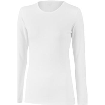 textil Dame Langærmede T-shirts Impetus Innovation Woman 8368898 001 Hvid