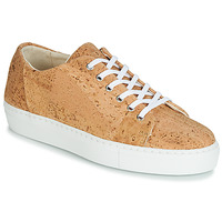 Sko Dame Lave sneakers Dream in Green JAKANIS Beige