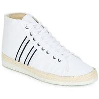 Sko Dame Høje sneakers Ippon Vintage BAD HYLTON Hvid