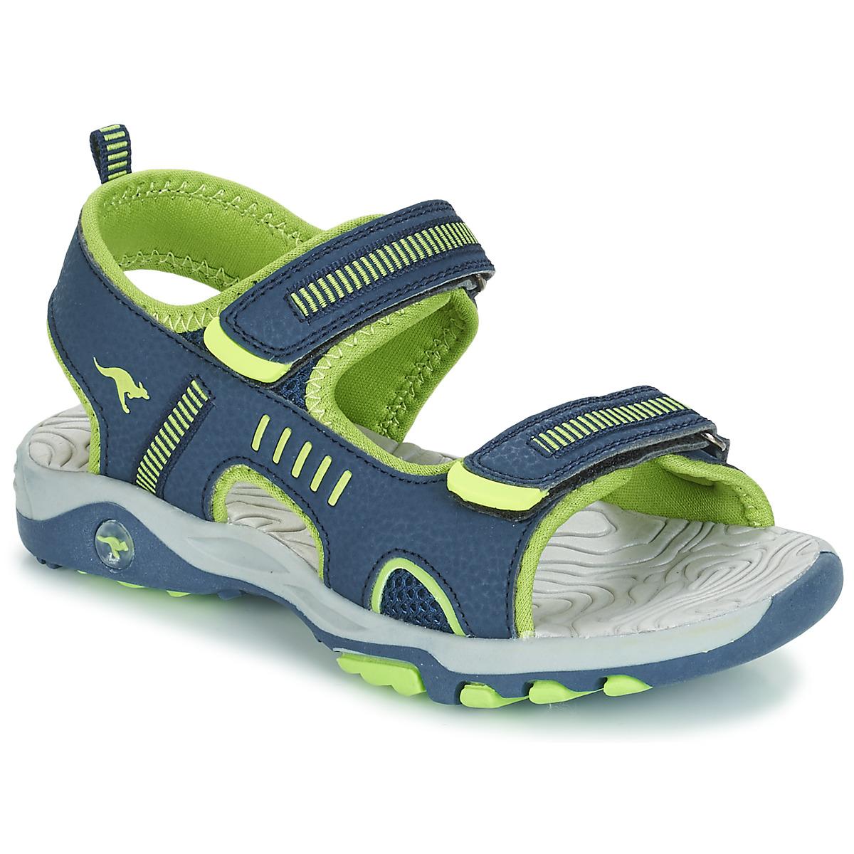 Sandaler til børn Kangaroos  K-LOGAN