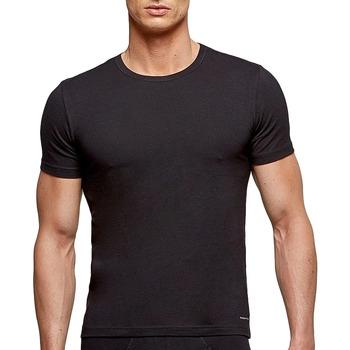 textil Herre T-shirts m. korte ærmer Impetus 1353898 020 Sort
