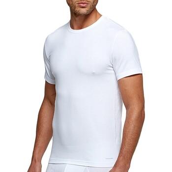 textil Herre T-shirts m. korte ærmer Impetus 1353898 001 Hvid