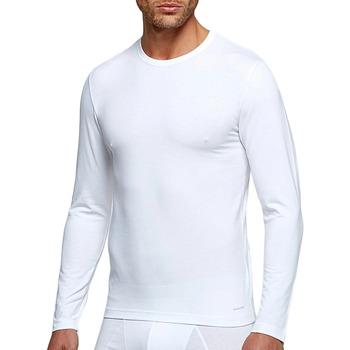 textil Herre Langærmede T-shirts Impetus 1368898 001 Hvid