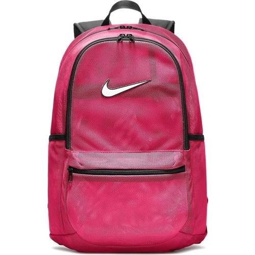 Tasker Rygsække  Nike Brasilia Mesh Training Pink