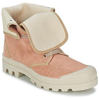 Sko Dame Høje sneakers Casual Attitude BOPESSA Pink