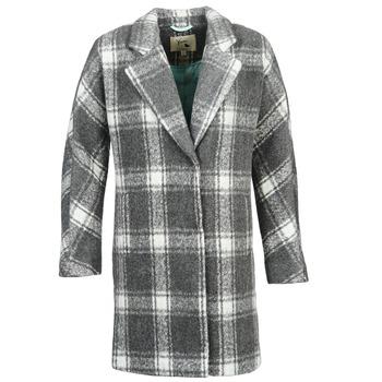 textil Dame Frakker Yumi EHIME Hvid / Grå