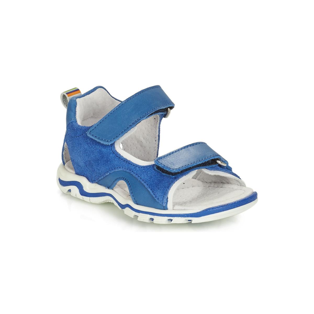 Se Sandaler til børn André  PLANCTON ved Spartoo