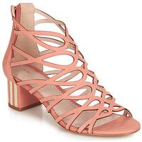 Sko Dame Sandaler André Studio LA RAFFINEE Pink
