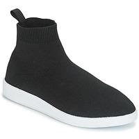 Sko Dame Høje sneakers André ATINA Sort