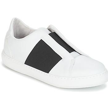 Sko Dame Lave sneakers André AEROBIE Hvid