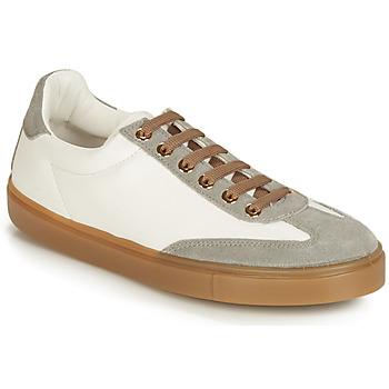 Sko Dame Lave sneakers André ARDOISE Hvid