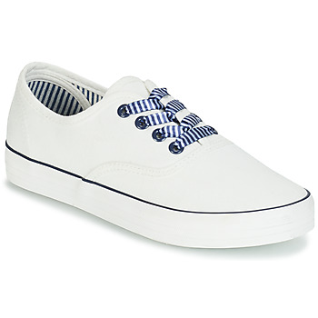 Sko Dame Lave sneakers André STEAMER Hvid