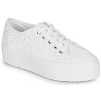 Sko Dame Lave sneakers André SODA Hvid