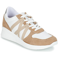 Sko Dame Lave sneakers André ALLURE Beige