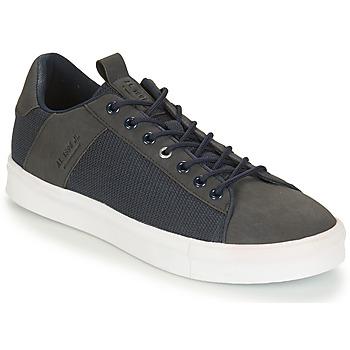 Sko Herre Lave sneakers André BRIT Blå