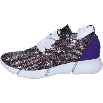 Sko Dame Lave sneakers Elena Iachi Sneakers BT587 Flerfarvet