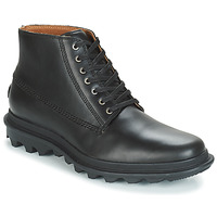 Sko Herre Støvler Sorel ACE CHUKKA WATERPROOF Sort