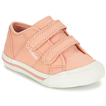Sko Pige Lave sneakers Le Coq Sportif DEAUVILLE-INF SPORT Pink