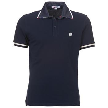 textil Herre Polo-t-shirts m. korte ærmer Yurban CID Marineblå