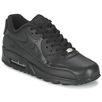 Sko Herre Lave sneakers Nike AIR MAX 90 Sort
