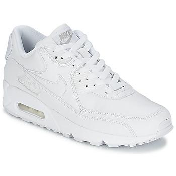 Sko Herre Lave sneakers Nike AIR MAX 90 Hvid