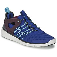 Sko Dame Lave sneakers Nike FREE VIRTUS Blå