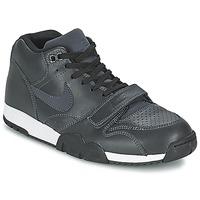 Sko Herre Lave sneakers Nike AIR TRAINER 1 MID Sort
