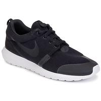 Sko Herre Lave sneakers Nike ROSHE RUN Sort