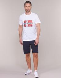 textil Herre Shorts Napapijri NAKURO 2 Marineblå