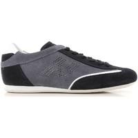 Sko Herre Lave sneakers Hogan HXM0520G752I70697U blu